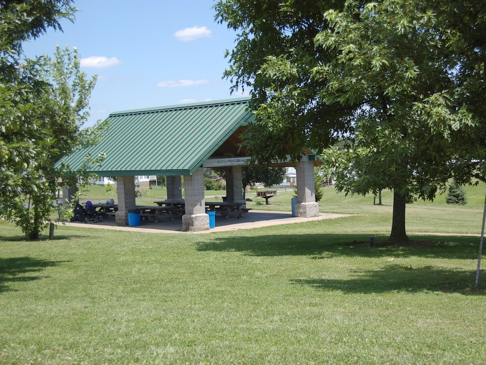 Easy Walker Park Pavilion Mount Sterling Montgomery County