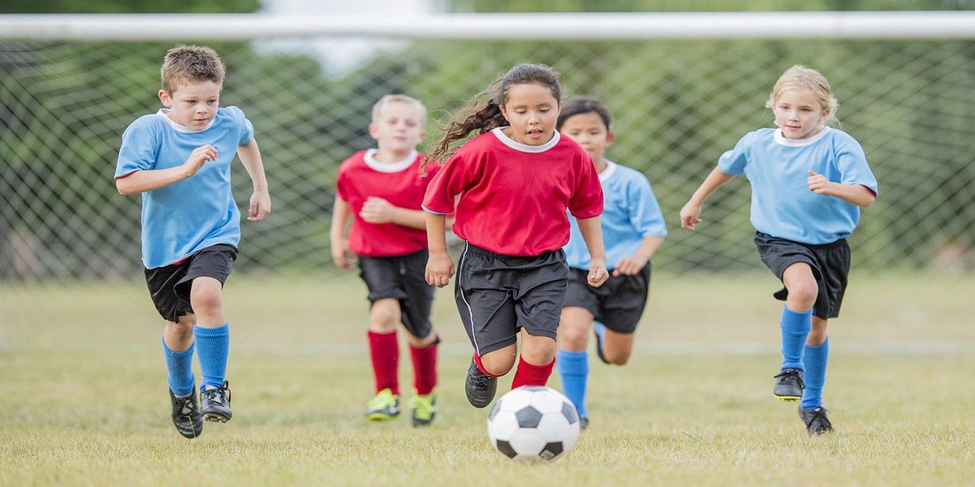 Kids Soccer Mount Sterling Parks and Recreation