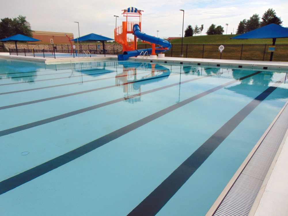 MSMC Parks and Recreation Aquatic Center Pool