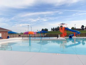 MSMC Parks and Recreation Aquatic Center Pool