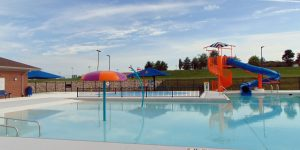 MSMC Parks and Recreation Aquatic Center Pool Mt Sterling KY