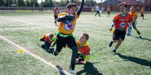 MSMC Parks and Recreation Summer Flag Football Programs