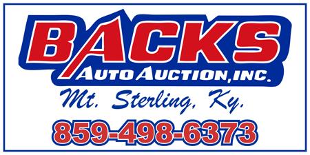 Backs Auto Auction