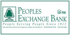 Peoples Exchange Bank